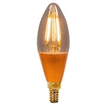 Bell LED Vintage Candle dimmable