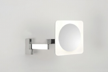 Astro Nimi Square LED bathroom shaving mirror 0815