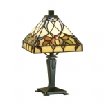 Interiors 1900 Alcea Mini table lamp 63898