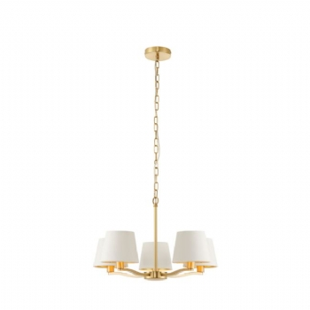 Endon Collection Harvey 5lt pendant 67734