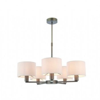 Endon Collection Daley 5lt pendant bronze 73017