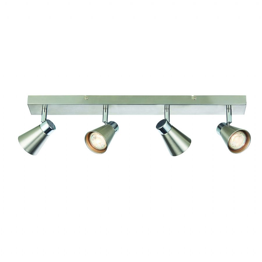 Endon Lighting Kai 4lt Bar Spotlight 76205