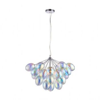 Endon Collection Infinity 6 Light Pendant 76450