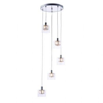 Endon Lighting Verina 5lt pendant 76520