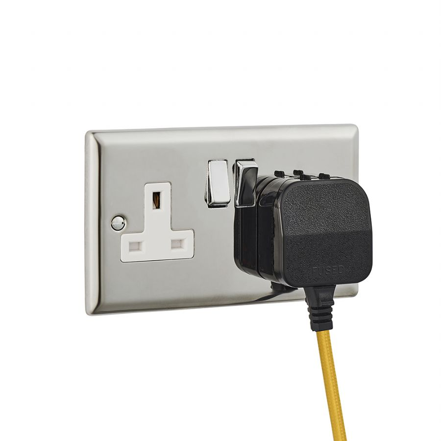 Endon Lighting Studio Wall Plug In Light 79382