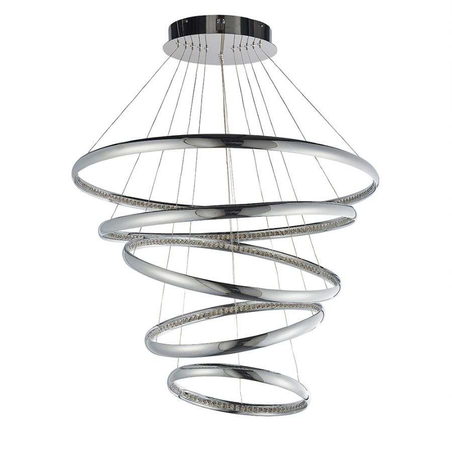 Endon Lighting Ozias 5 Light Pendant 81906