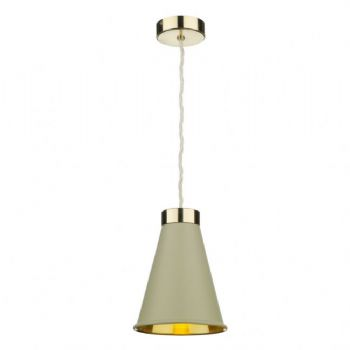 David Hunt Hyde pendant pebble HYD012