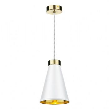 David Hunt Hyde pendant white HYD0102