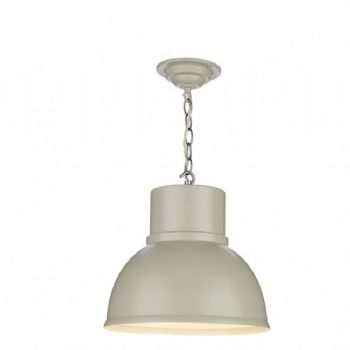 David Hunt Shoreditch pendant grey sho8639