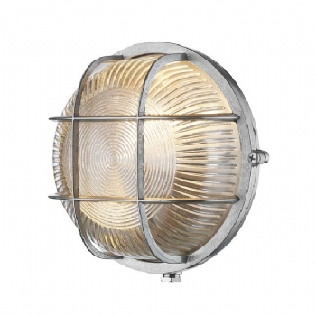 David Hunt Admiral 1lt Round Wall Light