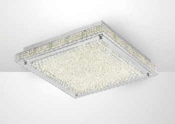 Diyas Amelia medium LED flush IL80072