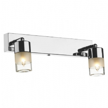 Dar Lighting Artemis 2 light wall light ART7750