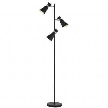 Dar Lighting Ashworth 3lt floor lamp ASH4922