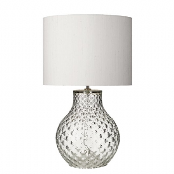 David Hunt Azores table lamp clear azo4108