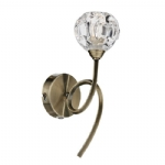 dar BAB0775 single wall light
