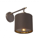 Elstead Balance wall light mocha BALANCE1 BRPB