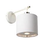Elstead Balance wall light white BALANCE1 WPN