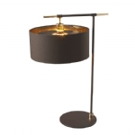 Elstead Balance table lamp mocha BALANCE/TL BTPB