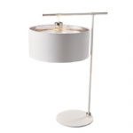 Elstead Balance table lamp white BALANCE/TL WPN