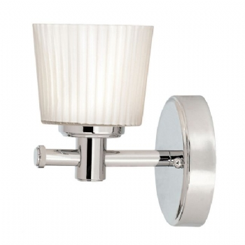 Elstead Binstead bathroom single wall light BATH/BN1