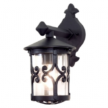 Elstead Hereford wall lantern BL8