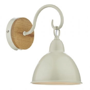 Dar Lighting Blyton Wall Light
