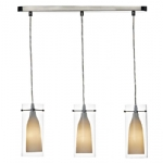 Dar Lighting Boda 3 light pendant BOD0346