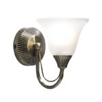 Dar Lighting Boston single wall light BOS07