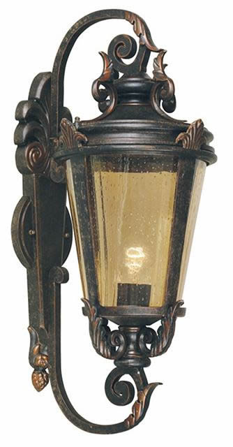 Elstead Baltimore large outdoor wall lantern BT1/L