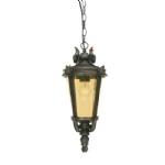 Elstead Baltimore medium chain lantern BT8/M