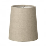 Dar Lighting Byron linen shade BYR26