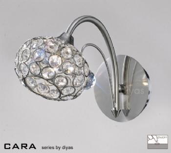 Diyas Cara wall light IL30931 IL30941