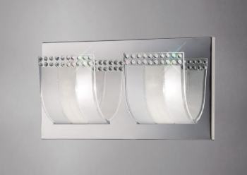 Diyas Charis double wall light IL31291