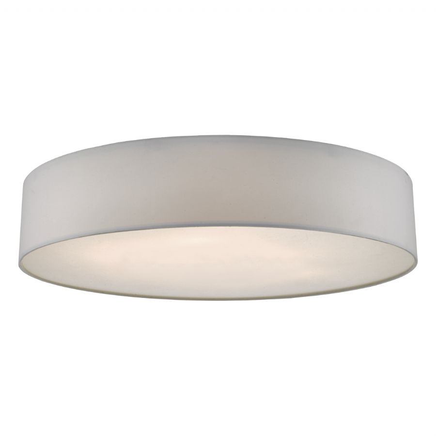 Dar Lighting Cierro 6 light flush CIE4815