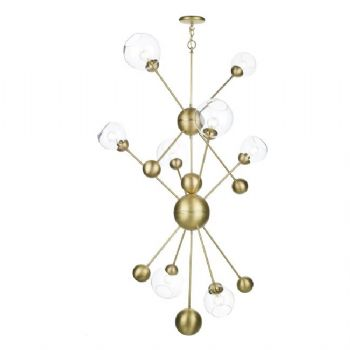 David Hunt Cosmos 8lt pendant COS0840