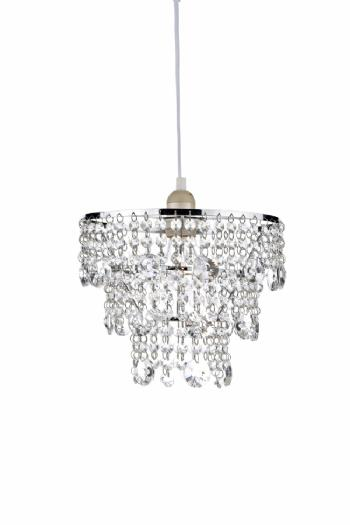 Dar Lighting Cybil light shade CYB6550