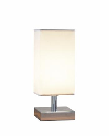 Dar Lighting Drayton touch lamp DRA4050