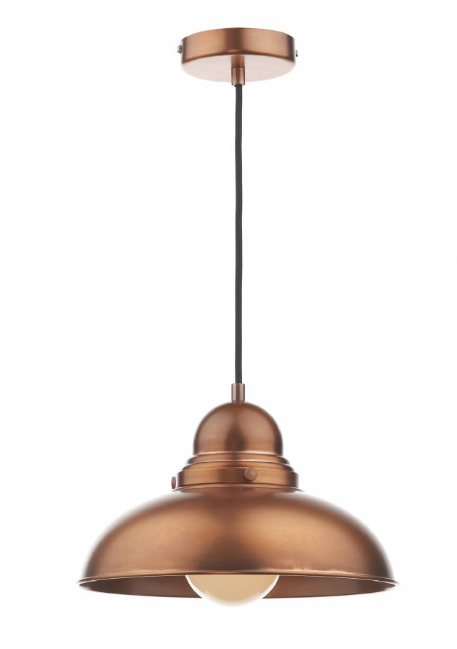 Dar Lighting Dynamo Single Pendant
