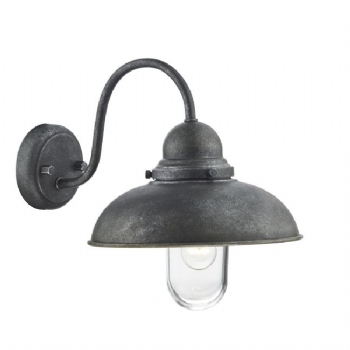 Dar Lighting Dynamo Outdoor Wall Light