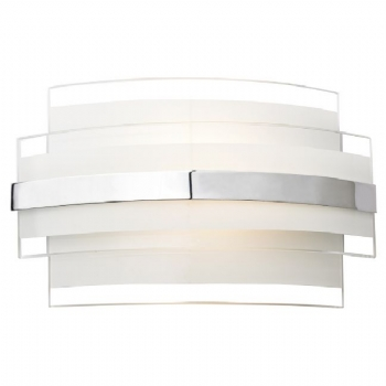 Dar Lighting Edge LED wall light EDG072