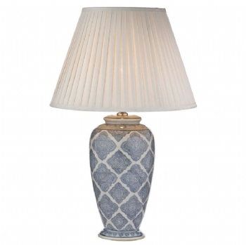 Dar Lighting Ely table lamp ely4223