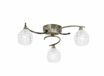 Endon Lighting Boyer 3 light