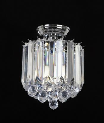 Endon Lighting Acrylic Chandelier