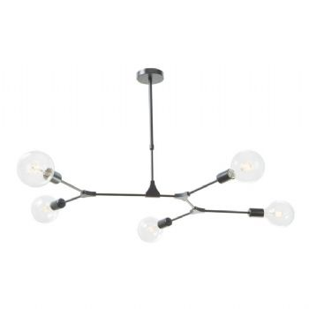 Dar Lighting Euphemia 5 Light Pendant EUP0539