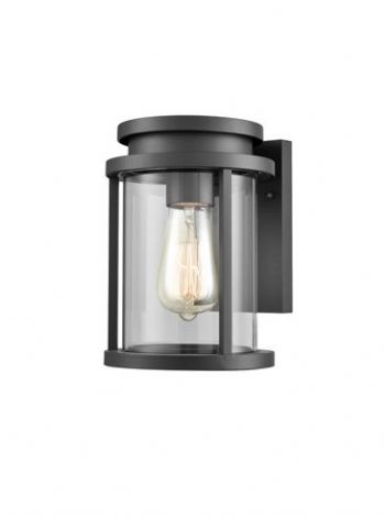 Franklite Alfresco Outdoor Wall Light Charcoal EXT6621