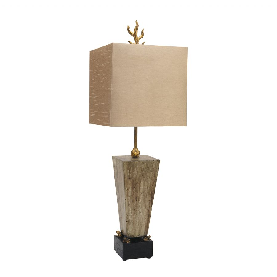 Elstead Flambeau Grenouille table lamp FB/GRENOUILLE/TL