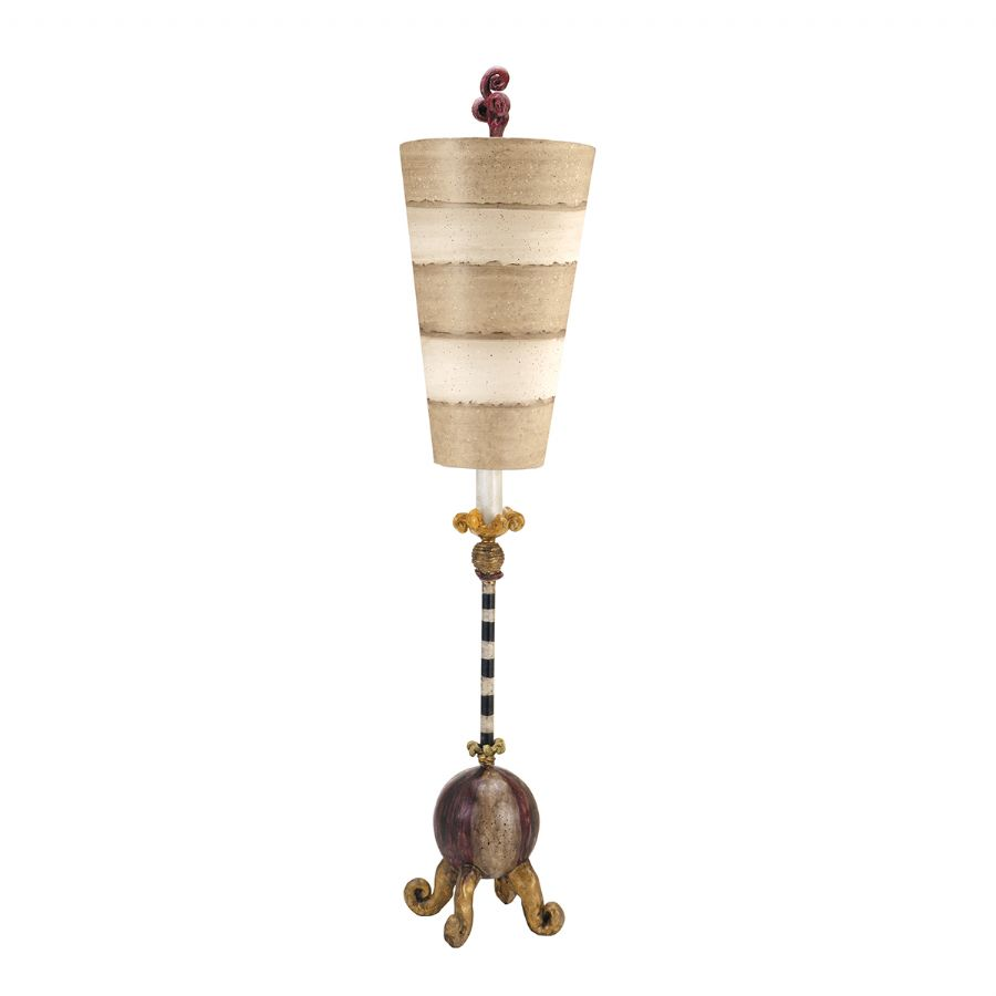 Elstead Flambeau Le Cirque table lamp FB/LE CIRQUE/TL