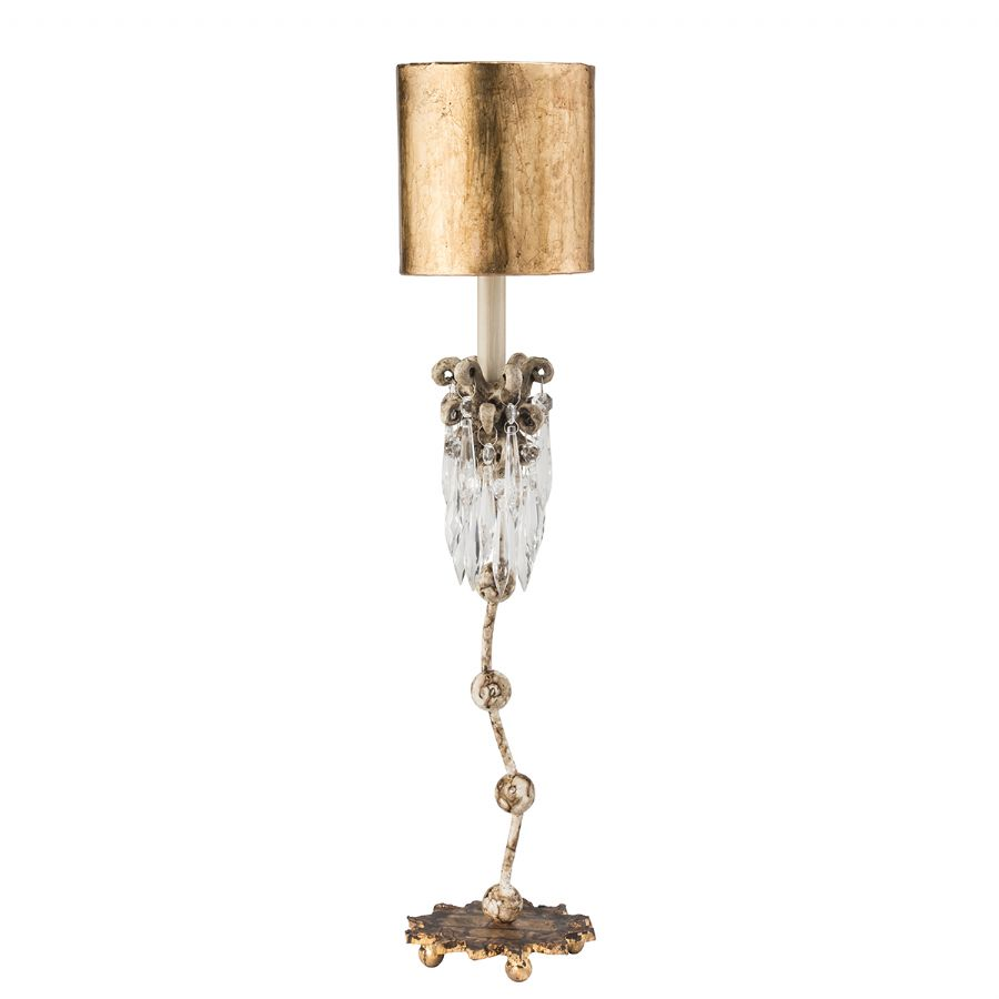 Elstead Flambeau Venetian Table Lamp