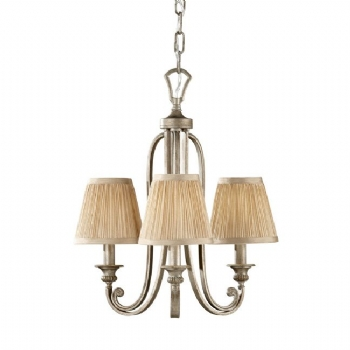 Elstead Lighting Feiss Abbey 3 Light Chandelier