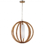 Elstead Feiss Allier large pendant FE/ALLIER/P/L LW